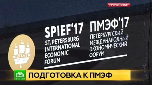 Рядом с главной площадкой ПМЭФ смоделируют сложную дорожную обстановку.Санкт-Петербург, автомобили, дорожное движение, экономика и бизнес.НТВ.Ru: новости, видео, программы телеканала НТВ