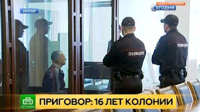 Питерскому пенсионеру-расчленителю дали 16 лет тюрьмы за убийство соседей.Санкт-Петербург, пенсионеры, приговоры, суды, убийства и покушения.НТВ.Ru: новости, видео, программы телеканала НТВ