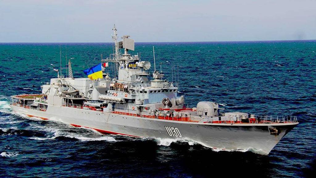 Верховная рада Украины разрешила морским пограничникам стрелять без предупреждения