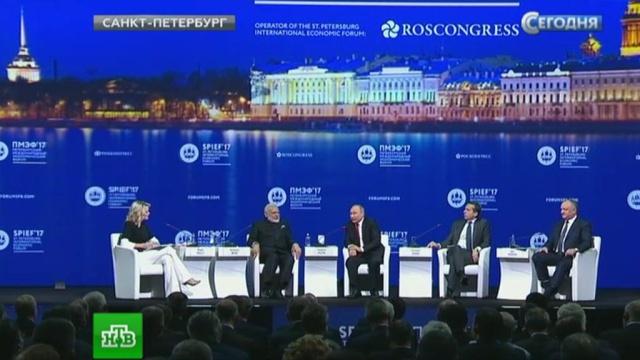 «Дайте таблетку!»: Путин выяснил российско-американские отношения сжурналисткой NBC.Путин, Санкт-Петербург, Сирия, США, Трамп Дональд, хакеры, экономика и бизнес.НТВ.Ru: новости, видео, программы телеканала НТВ