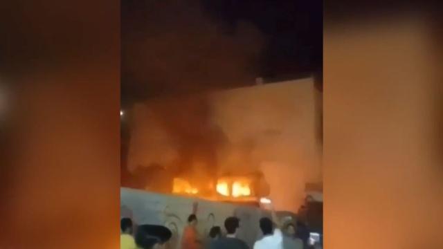 Взрыв всупермаркете ранил 37человек.взрывы, Иран, пожары.НТВ.Ru: новости, видео, программы телеканала НТВ