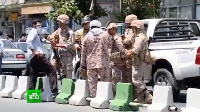 В Иране задержаны пятеро подозреваемых в двойном теракте.Иран, Саудовская Аравия, взрывы, стрельба, терроризм.НТВ.Ru: новости, видео, программы телеканала НТВ