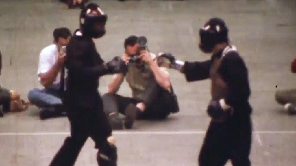 Опубликована единственная запись реального боя Брюса Ли