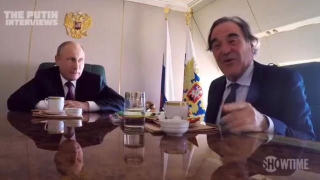 Путин и Стоун поговорили о НАТО, США и терроризме.Аль-Каида, НАТО, Путин, США, интервью, терроризм.НТВ.Ru: новости, видео, программы телеканала НТВ