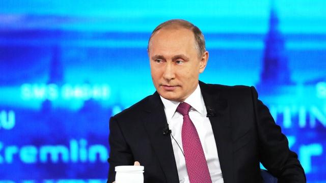 Владимир Путин за четыре часа ответил на 68вопросов россиян.Путин, Ставропольский край, жилье, зарплаты, прямая линия.НТВ.Ru: новости, видео, программы телеканала НТВ