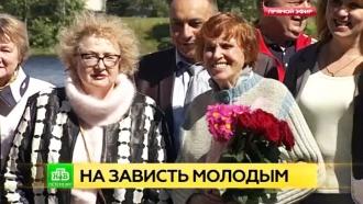 Петербургская чемпионка разменяла десятый десяток с веслом в руке