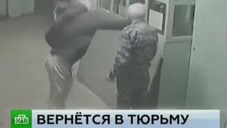 Мужчина получил 9 лет колонии за убийство охранника в общежитии в Северодвинске