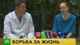 Состояние обратившейся к Путину онкобольной из Апатитов улучшилось