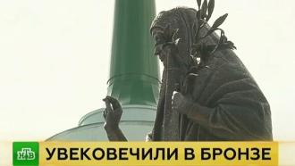 Памятник княгине Елизавете Фёдоровне установили в Алапаевске