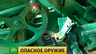 Радиоактивная пушка четыре года угрожала жизням детей в Архангельске