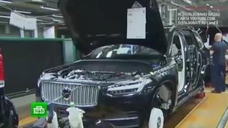 «Историческое решение»:Volvo с2019года откажется от бензиновых двигателей