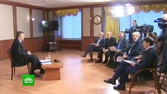Янукович рассказал, как относится к воссоединению Крыма с Россией