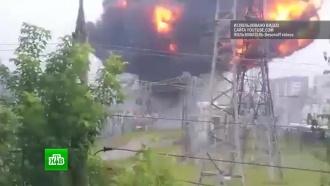 В Томске восстановили электроснабжение после взрыва на подстанции