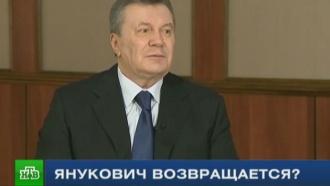 Эксперты: Янукович готовит почву для возвращения в украинскую политику