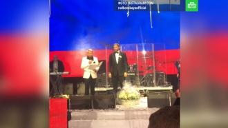 Путин лично поздравил Овечкина сженитьбой