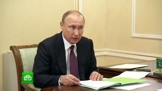 Путин возмутился «борзотой» директора завода вНижнем Тагиле