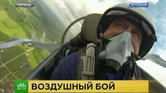 Пилоты <nobr>Су-35</nobr> изобрели смертоносный тактический прием