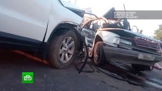 Число жертв автокатастрофы под Курском выросло до шести