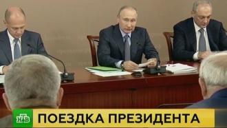 Путин: снижать уровень и время преподавания русского языка недопустимо