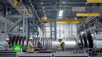 ВФРГ предупредили овозможном ухудшении отношений сРФ <nobr>из-за</nobr> Siemens