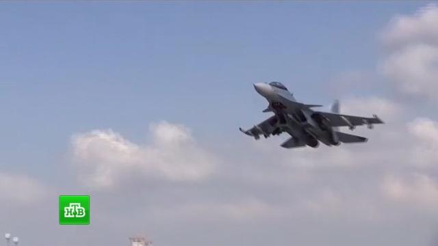 Путин ратифицировал протокол к соглашению о размещении группы ВКС в Сирии.Путин, Сирия, армия и флот РФ, войны и вооруженные конфликты.НТВ.Ru: новости, видео, программы телеканала НТВ