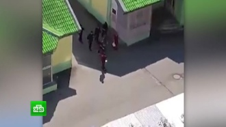 В Нижневартовске ищут неизвестных, устроивших драку со стрельбой