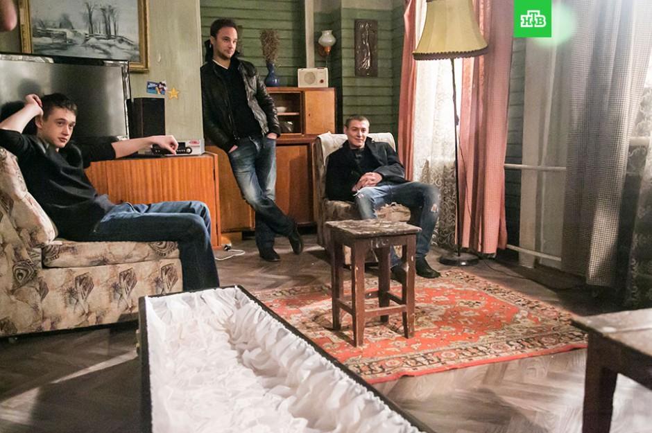 Кадры из сериала «Бесстыдники».НТВ.Ru: новости, видео, программы телеканала НТВ