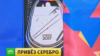 ВШереметьево встретили легкоатлета Шубенкова, завоевавшего серебро ЧМ