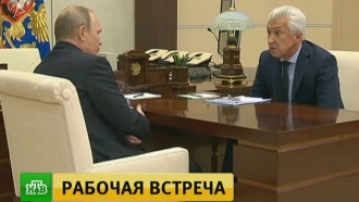 Путин поручит Генпрокуратуре проверить, как решаются проблемы обманутых дольщиков