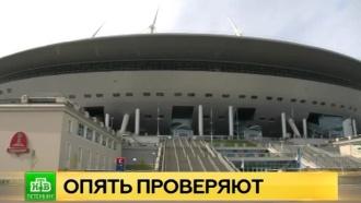 Крыша нового петербургского стадиона «защебетала» в Twitter