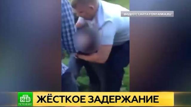 Появились кадры жестокого задержания пьяного подростка-водителя в Петербурге.Санкт-Петербург, автомобили, дети и подростки, задержание, полиция, пьяные.НТВ.Ru: новости, видео, программы телеканала НТВ