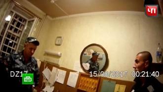 Заключенный не смог убежать из тамбовской колонии из-за порванных накладных усов