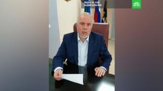 Мэр Сургута обратился кгорожанам, призвав сохранять спокойствие