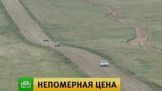 Расчетная стоимость строительства «золотой» дороги на Ольхоне шокировала ОНФ