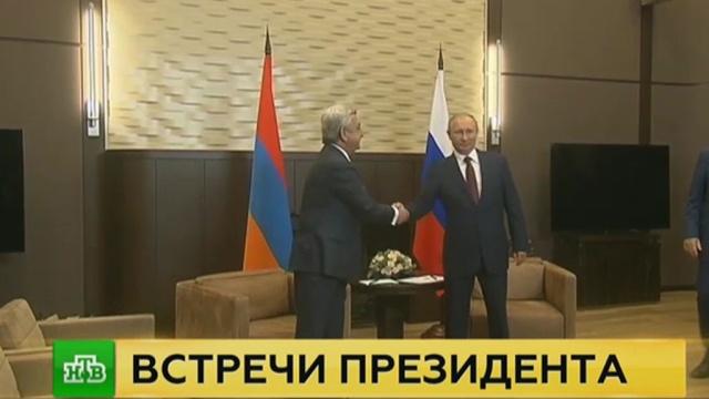 Нетаньяху изложил Путину позицию Израиля по участию России в проекте Собибор.Вторая мировая война, Израиль, история, Польша, Путин, скандалы.НТВ.Ru: новости, видео, программы телеканала НТВ