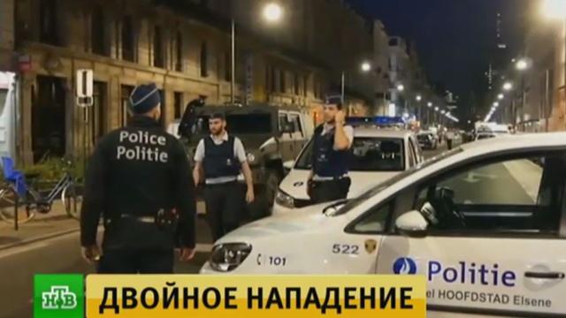 Нападения на патрульных в Брюсселе и Лондоне произошли одновременно.Брюссель, Великобритания, Лондон, полиция, терроризм, убийства и покушения.НТВ.Ru: новости, видео, программы телеканала НТВ