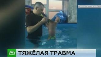 ВРостовской области выясняют, кто сломал ключицу двухмесячному младенцу