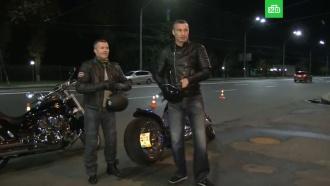 Виталий Кличко рассказал об ощущениях от разных колес на дороге