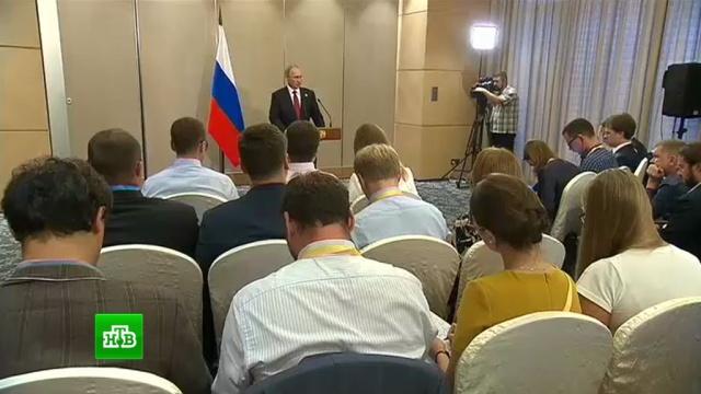 Путин одобрил идею ввода миротворцев вДонбасс.ДНР, ЛНР, ООН, Украина, войны и вооруженные конфликты, миротворчество.НТВ.Ru: новости, видео, программы телеканала НТВ