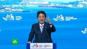 Японский премьер пригласил президентов России иМонголии устроить поединок по дзюдо