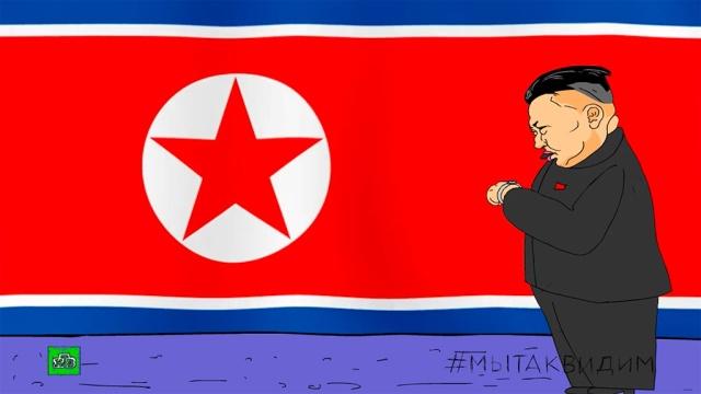 УСеверной Кореи оказались ракетные двигатели, подозрительно похожие на украинские.НТВ.Ru: новости, видео, программы телеканала НТВ