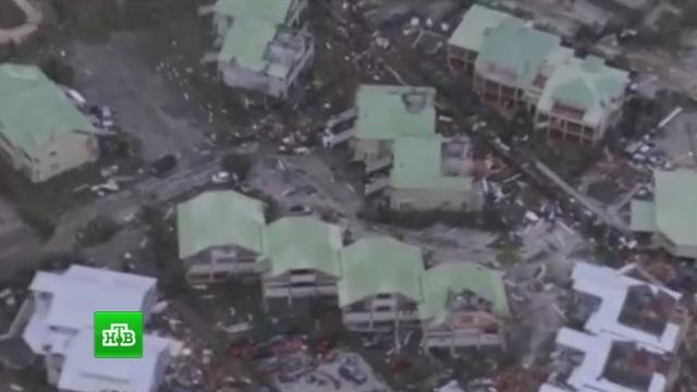 Американцы бегут от разрушительного урагана «Ирма».Атлантический океан, США, стихийные бедствия, штормы и ураганы.НТВ.Ru: новости, видео, программы телеканала НТВ