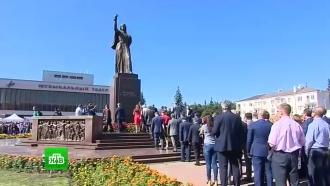 В Нальчике отмечают 460-летие единения народов России и Кабардино-Балкарии