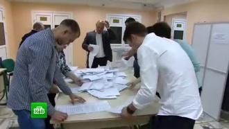 Врегионах подводят итоги Единого дня голосования