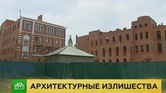 Вычурное архитектурное наследие Маркелова обходится бюджету Марий Эл в копеечку