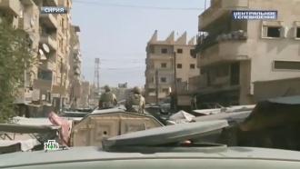 Россия, Турция иИран объявили осоздании четырех зон деэскалации вСирии