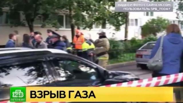 Нетрезвый петербуржец спровоцировал взрыв газа в жилом доме.МЧС, Санкт-Петербург, взрывы газа, эвакуация.НТВ.Ru: новости, видео, программы телеканала НТВ