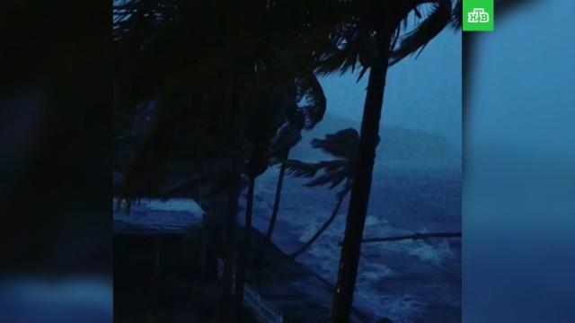 Ураган «Мария» вКарибском море усилился до максимальной пятой категории.Атлантический океан, стихийные бедствия, штормы и ураганы.НТВ.Ru: новости, видео, программы телеканала НТВ