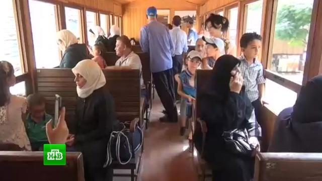 Эпоха возрождения: вСирии начали восстанавливать железнодорожное сообщение.Сирия, войны и вооруженные конфликты, железные дороги, поезда, реконструкция и реставрация.НТВ.Ru: новости, видео, программы телеканала НТВ