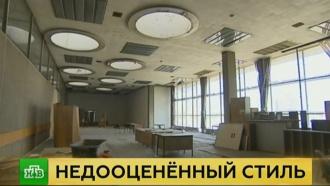 Архитекторы спасли от сноса сгоревшее здание библиотеки ИНИОН